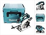 Makita DSS 611 ZJ Akku Handkreissäge 18V 165 mm Solo im Makpac - ohne Akku, ohne Ladegerät