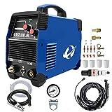 CUT50 IGBT Plasmaschneider mit 50 Ampere, bis 20mm Schneidleistung,220V ±15% Plasma Schneide Schweißgerät Plasma Ausschnitt Maschine Plasmaschneider Cutting Cutter