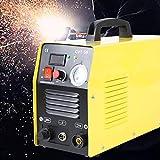 Plasmaschneider - CUT-50 IGBT Plasmaschneider mit PT31,45 Ampere 220V Spannung Kompakter Metallschneider,bis 14mm Schneidleistung, für Lackierte Bleche & Flugrost geeignet