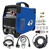 Plasmaschneider, CUT50 50 Amp 220V/240V±15% AC DC IGBT Cutting Machine Mit LCD Display Und Schweißgerät Zubehör (Die Maschine hat Stecker)