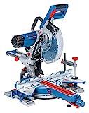 Bosch Professional Paneelsäge GCM 350-254 (1.800 Watt, inkl. 1x Kreissägeblatt Holz, Klemmschelle, im Karton)