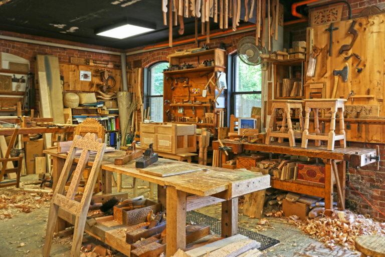 Werkstatt sinnvoll und praktisch einrichten