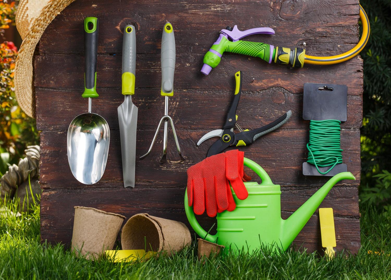 Gartenwerkzeug richtig lagern