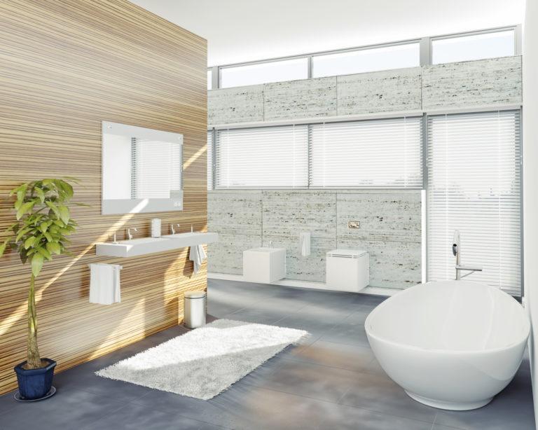 Das eigene Bad perfekt einrichten